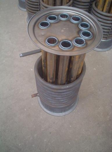 Теплообменник акгв Кожухотрубный конденсатор Alfa Laval CDEW-215 T Балашов